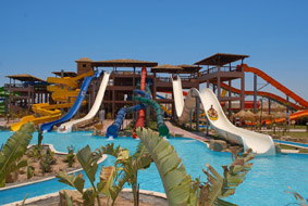 Lastminute Urlaub in agypten-jungle-aqua-park
