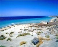 Lastminute Urlaub auf fuerteventura-Strand im Süden der Insel