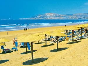 Lastminute Urlaub in marokko-strand-in-agadir