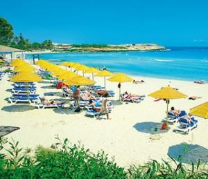 Lastminute Urlaub auf zypern-atlantica-aeneas-resort - Strand