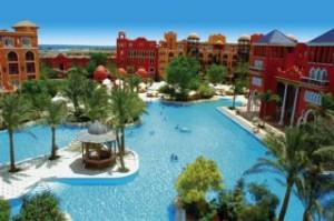 Urlaub in Ägypten im Grand-Resort in Hurghada