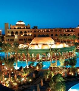 Urlaub aegypten im Makadi-Palace