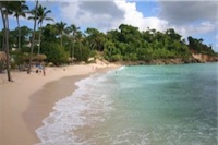 Urlaub in der Dom-Rep im Gran-Bahia-Principe-Levantado - Strand