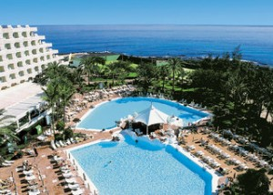 Das Riu-Palace-Tres-Islas auf Fuerteventura