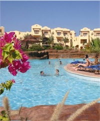 Urlaub in Ägypten im Coraya Beach Hotel