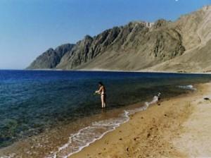 Lastminute Urlaub in Ägypten in Dahab - Strand
