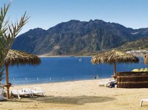 Lastminute Urlaub in Ägypten am Strand von Dahab