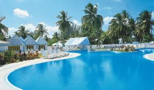 Urlaub auf den Malediven im Equator-Village auf Gan