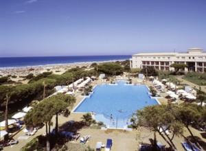 Urlaub in Spanien im Valentin Sancti Petri - Strand