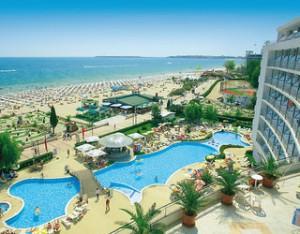 Urlaub in Bulgarien - im Lti-Neptun-Beach
