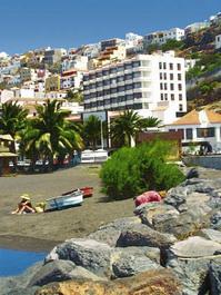 Urlaub auf La-Gomera in den Quintero Appartments - Kanaren