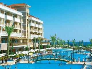 Last minute urlaub in der türkei im aspendos beach hotel türkei