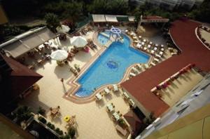 Urlaub in der Türkei im 5* Dinler Hotel