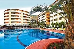 Urlaub in der Türkei im My Home Resort