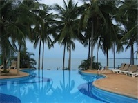 Urlaub in Thailand im Pinnacle Samui Resort & Spa