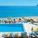 Urlaub auf Korfu im Belle Helene - direkt am Strand