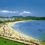 Urlaub auf Mallorca - Strand von Sa Coma