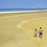 Last Minute Urlaub auf den Kapverden - der Strand auf Boa Vista