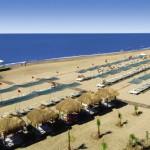 Türkei Lastminute Urlaub und Lastminute Restplätze -Strand am Delphin Diva