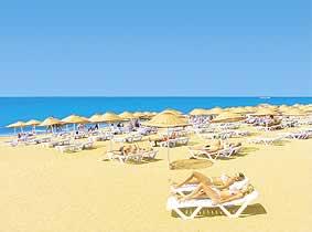 Last minute Reisen in die Türkei - Last Minute Restplätze und weiter Last Minute Angebote - Alanya - Strand