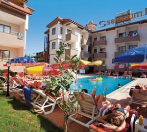Last Minute Angebote für den Last Minute Urlaub in der Türkei - das Selenium in Side