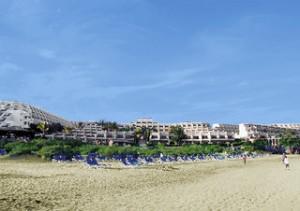 Lastminute Restplätze und Lastminute Angebote für die Kanaren - Fuerteventura- - Strand am Sunrise Taro Beach