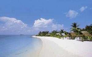 Last Minute Reisen für den Last Minute Urlaub auf den Malediven - Sun-Island - Strand