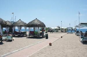 Last Minute Restplätze für den Last Minute Urlaub in der Türkei - Delphin Diva am Strand