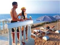 Lastminute Restplätze für Reisen in die VAE- der Strand  am persischen Golf