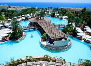 Lastminute Angebote für den Lastminute Urlaub in Ägypten - das Grand Hotel Sharm