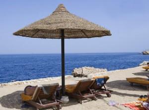 Lastminute Restplätze für Lastminute Reisen nach Ägypten - Grand Hotel Sharm - Strand