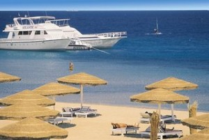 Lastminte Restplätze für Lastminute Reisen nach Ägypten - Sol Y Mar Paradise - Strand