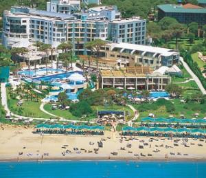 Lastminute Angebote für Reisen in die Türkei – das Limak Atlantis Hotel & resort in Belek