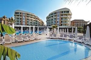 Last Minute Angebote für den Last Minute Urlaub in der Türkei - Seamelia Beach Resort