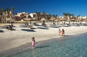Lastminute Restplätze für Lastminute Reisen nach Ägypten - Radison Blue am Strand