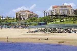 Türkei - Aspendos Beach - Strandseite