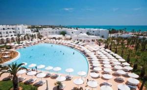 Lastminute Angebote und Lastminute Restplätze für den Last Minute Urlaub auf Djerba - RIU Palm Azur