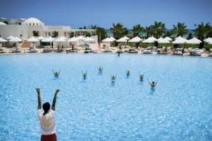 Lastminute Reisen für den ultimativen Lastminute Urlaub auf Djerba - RIU Palm Azur am Pool