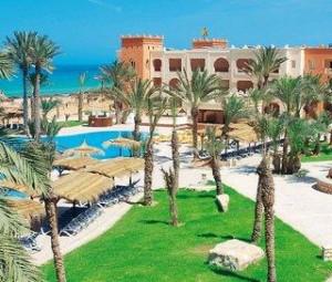 Lastminute Angebote und Lastminute Restplätze für den Lastminute Urlaub auf Djerba im Safira Palms