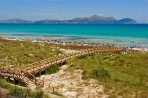 Last Minute Angebote und Last Minute Restplätze für Ihre Last Minute Reisen nach  Mallorca - Platja Daurada - der Strand