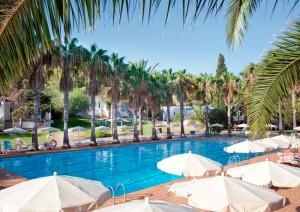 Lastminute Restplätze für Lastminute Reisen nach Mallorca ins RIU Tropicana der Pool