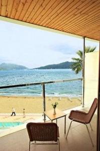 Lastminute Restplätze für Lastminute Reisen in die Türkei - Marbella - Marmaris der Strand am Hotel