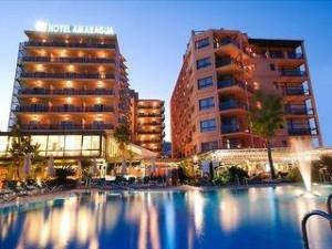 Last Minute Restplätze und weitere Last Minute Angebote für Lastminute Reisen nach Spanien an die Costa del Sol ins Amaragua - Aussenansicht