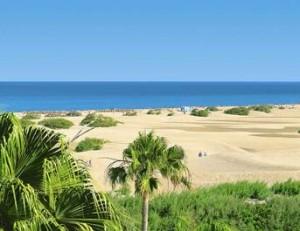 Last minute Restplätze für Last Minute Reisen nach Gran Canaria ins Maritim Playa - der Strand