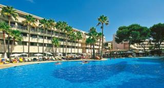 Lastminute Angebote für den Lastminute Urlaub auf Mallorca im Iberostar Royal Cristina - das Hotel und der Pool