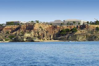 Lastminute Angebote für den Lastminute Urlaub in Portugal im RIU Palace Algarve vom Atlantik aus aufgenommen