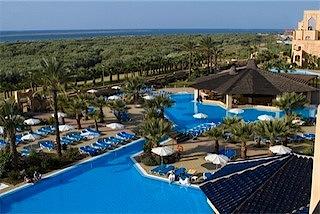 Lastminute Angebote für den Lastminute Urlaub in Spanien Isla Canela mit Blick auf den Atlantik