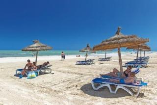 Lastminute Restplätze für Lastminute Reisen nach Tunesien ins Calimera Yati Beach am breiten Sandstrand