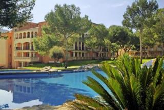 Lastminute Restplätze für Lastminute Reisen nach Mallorca - Grupotel-Gran-Vista mit Blick auf das Hotel