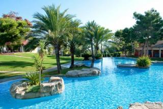 Lastminute Angebote und lastminute Restplätze für Mallorca im Grupotel-Gran-Vista mit Blick in den Garten